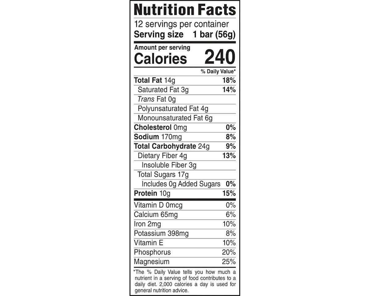 Image 3 for Clif Bar Whole Lotta Bar (Tart Cherry Almond) (12) (12 1.98oz Packets)