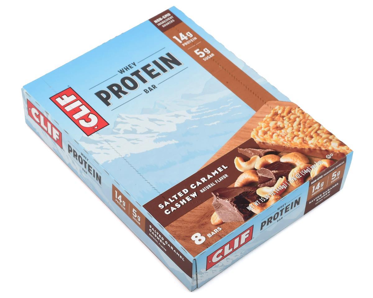Clif Bar Whey Protein Bar (Caramel Cashew) (8)
