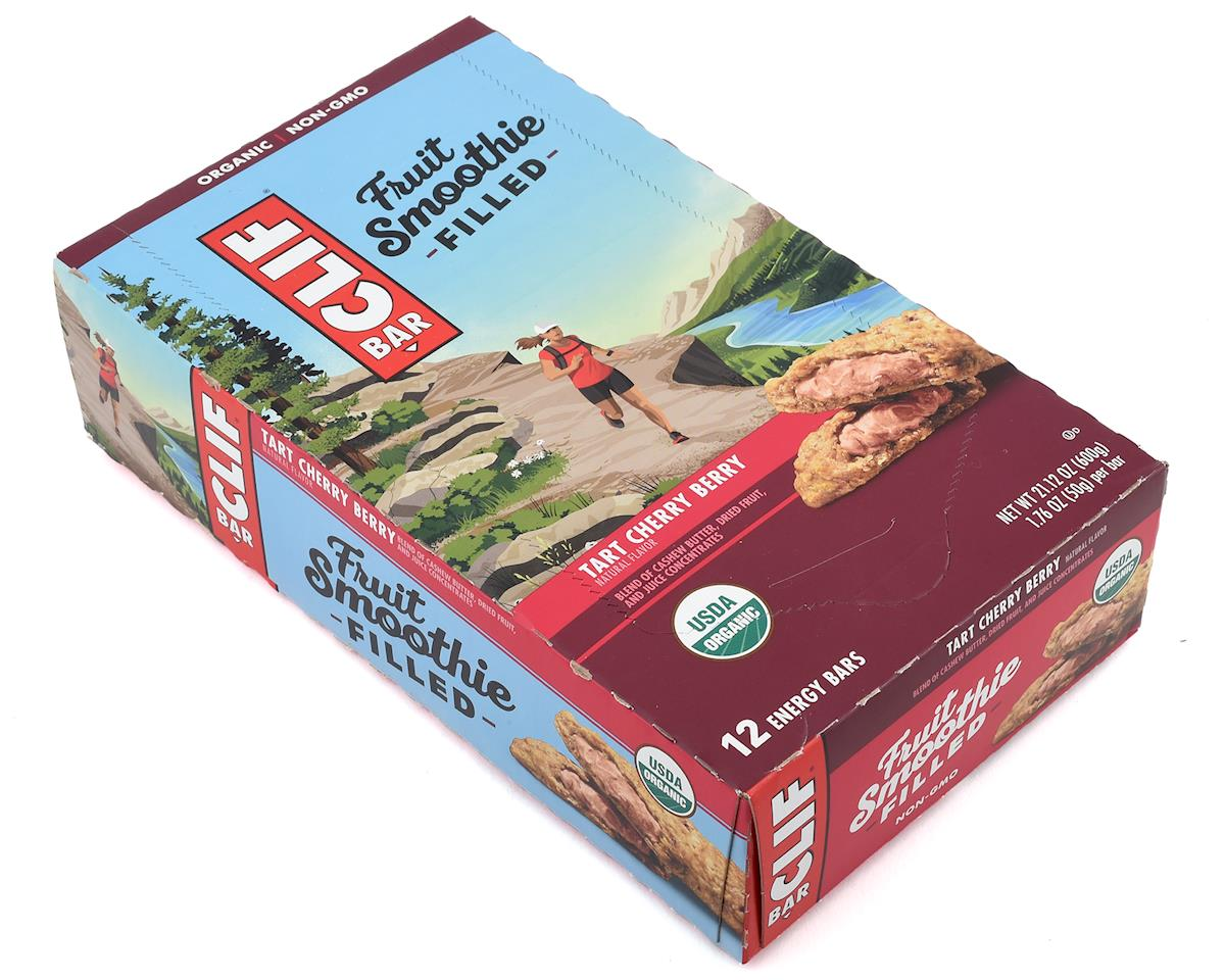 Clif Bar Fruit Smoothie Bars (Tart Cherry Berry) (12) (12 1.76oz Packets)
