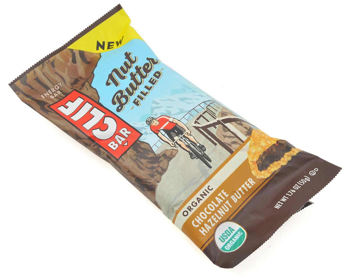 Clif Bar Nut Butter Filled Bar (Chocolate Hazelnut Butter) (12) (12 1.76oz Packets)