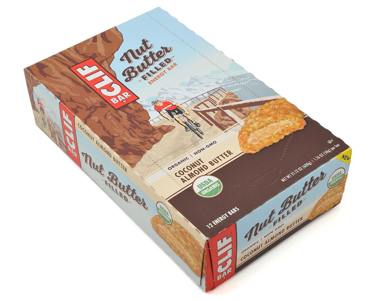 Clif Bar Nut Butter Filled Bar (Coconut Almond Butter) (12) (12 1.76oz Packets)