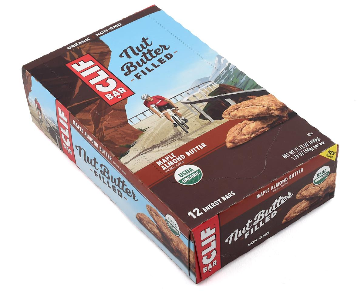 Clif Bar Nut Butter Filled Bars (Maple Almond Butter) (12) (12 1.76oz Packets)