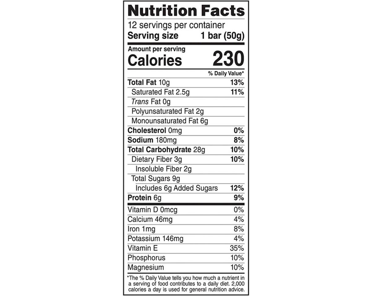 Image 3 for Clif Bar Nut Butter Filled Bars (Maple Almond Butter) (12) (12 1.76oz Packets)