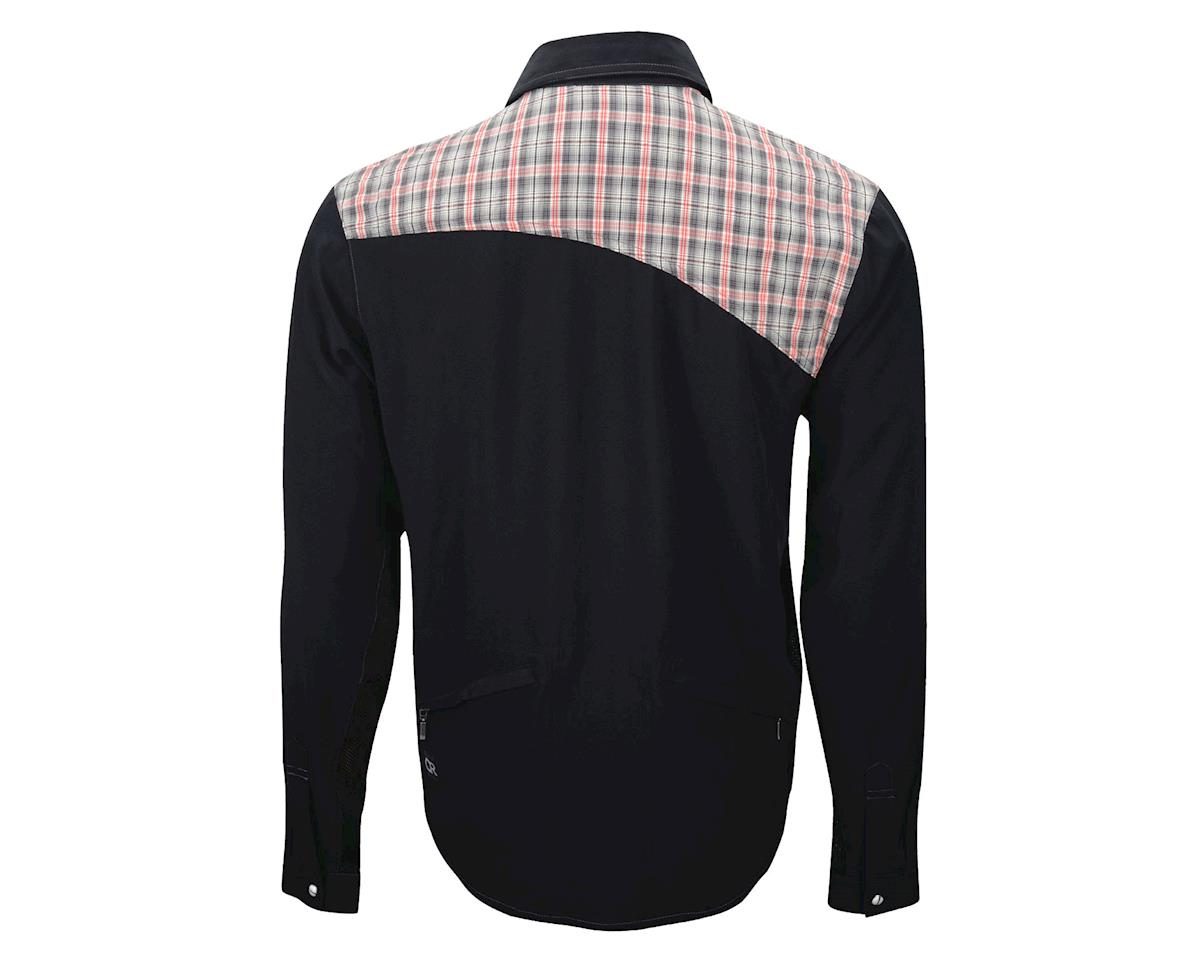 Club Ride Apparel Go Long Long Sleeve Jersey (Black)