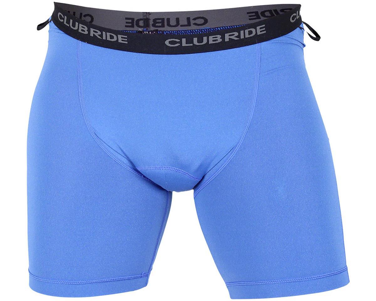 Club Ride Apparel Gunslinger Men's Liner (Royal Blue) (M)
