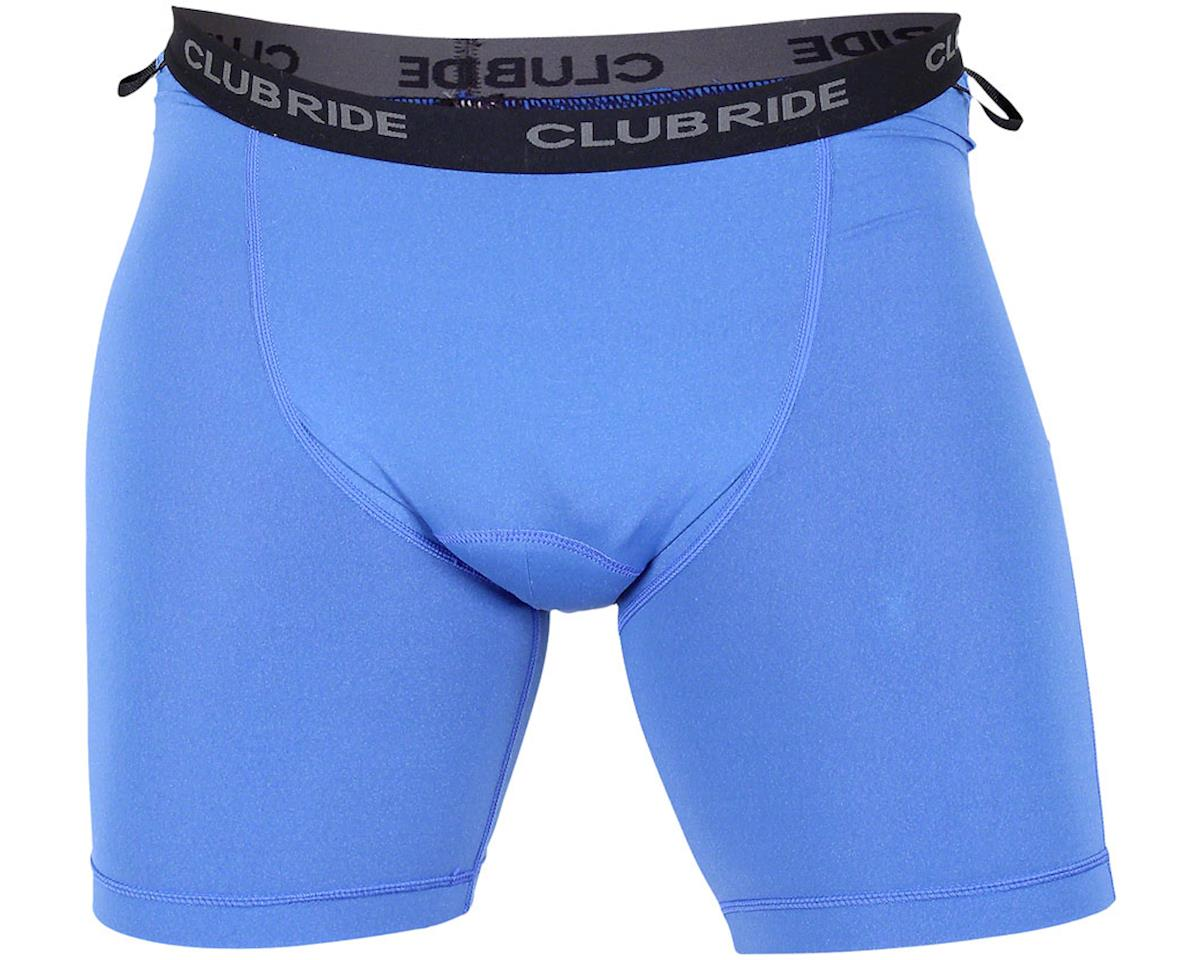 Club Ride Apparel Gunslinger Men's Liner (Royal Blue) (XL)