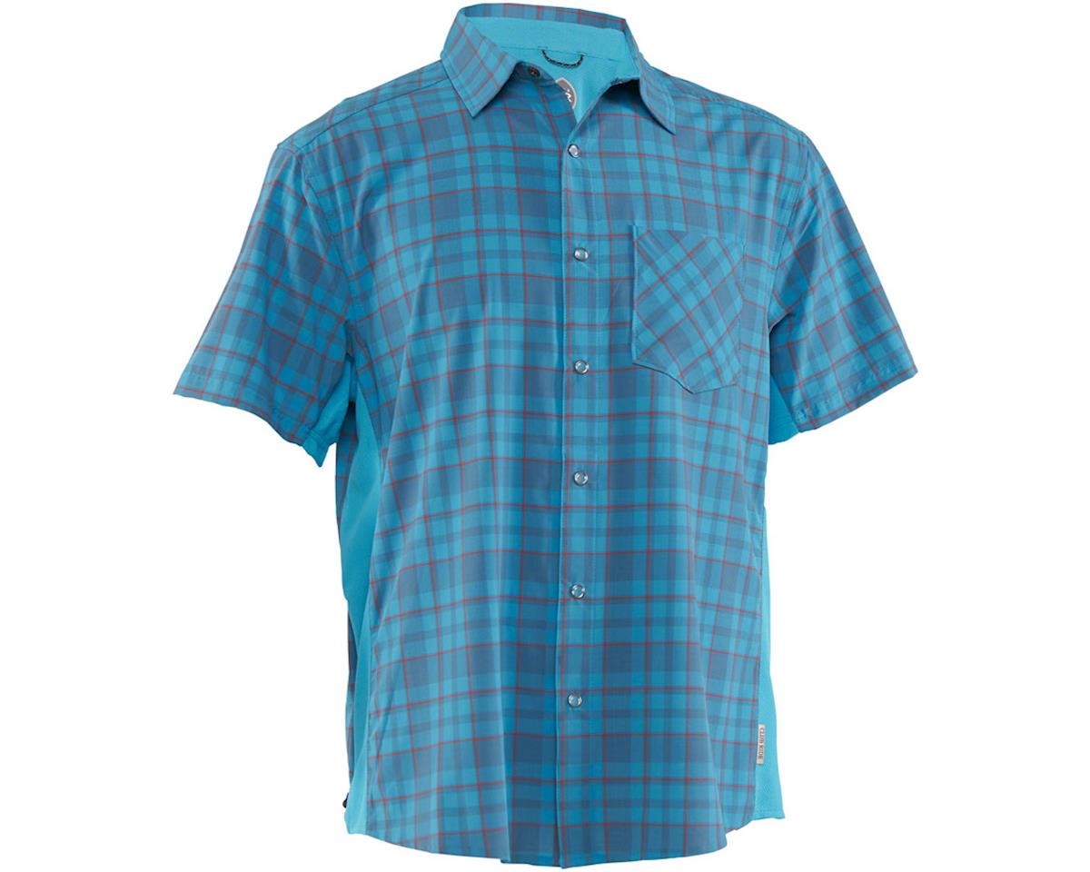 Image 1 for Club Ride Apparel Detour Short Sleeve Shirt (Seaport) (L)