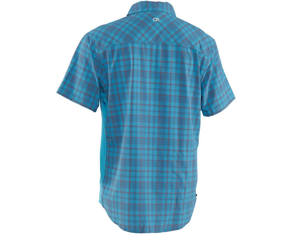 Image 2 for Club Ride Apparel Detour Short Sleeve Shirt (Seaport) (L)