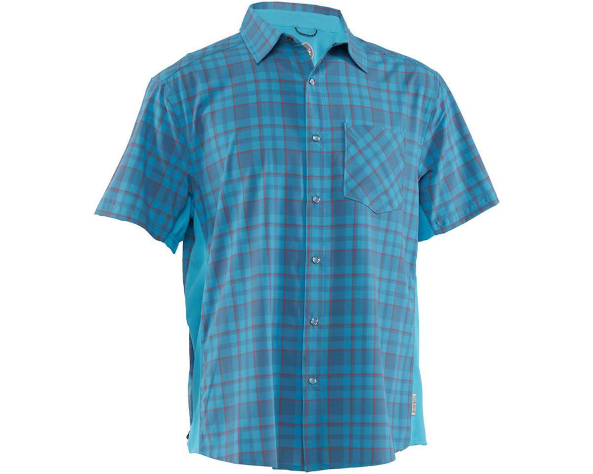 Club Ride Apparel Detour Short Sleeve Shirt (Seaport) (M)