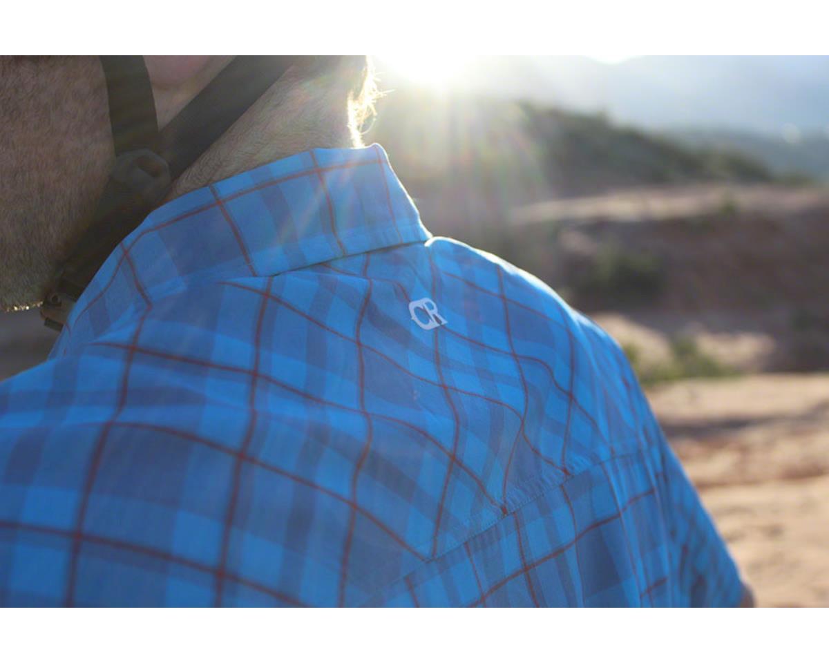 Image 4 for Club Ride Apparel Detour Short Sleeve Shirt (Seaport) (S)