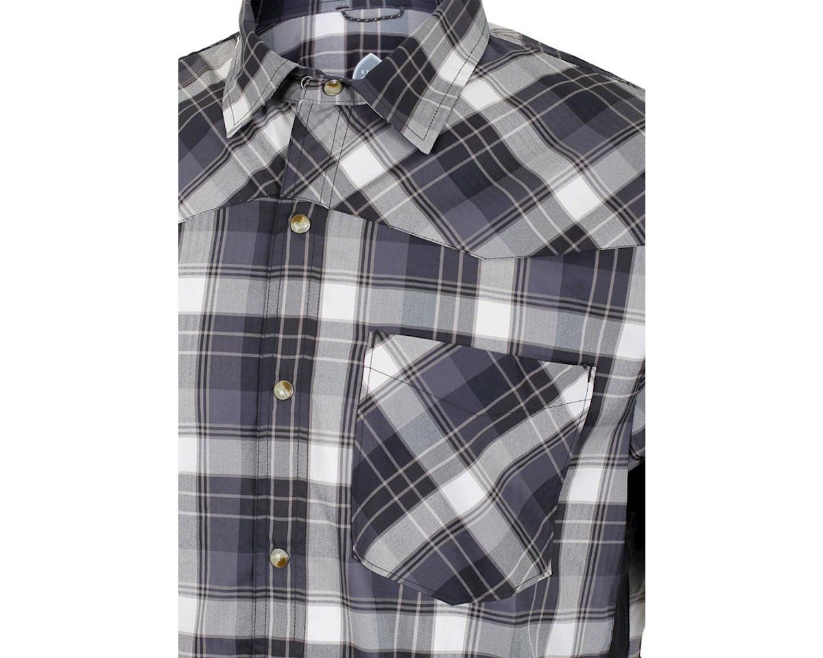 Image 3 for Club Ride Apparel New West Short Sleeve Shirt (Black) (XL)