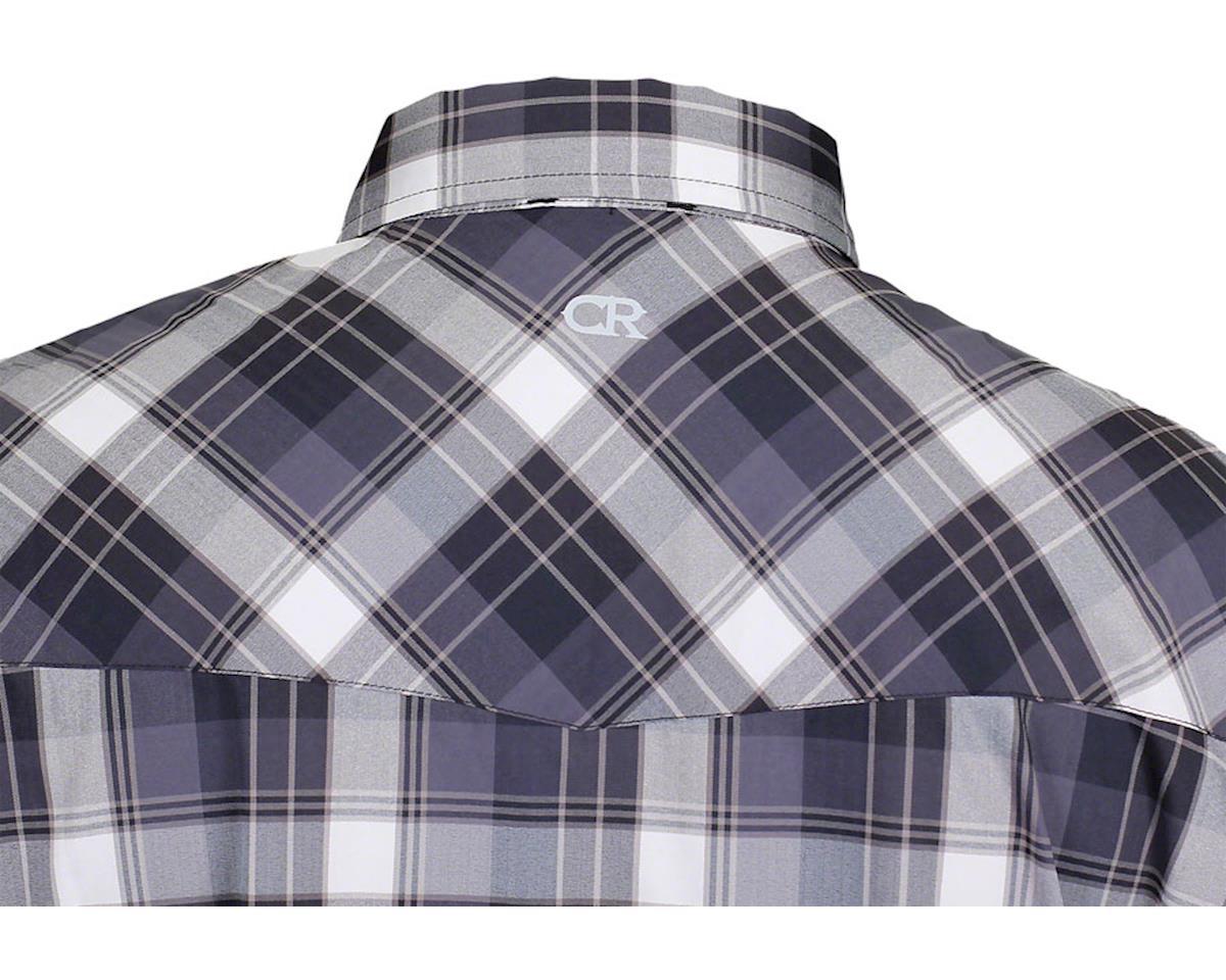 Image 4 for Club Ride Apparel New West Short Sleeve Shirt (Black) (XL)