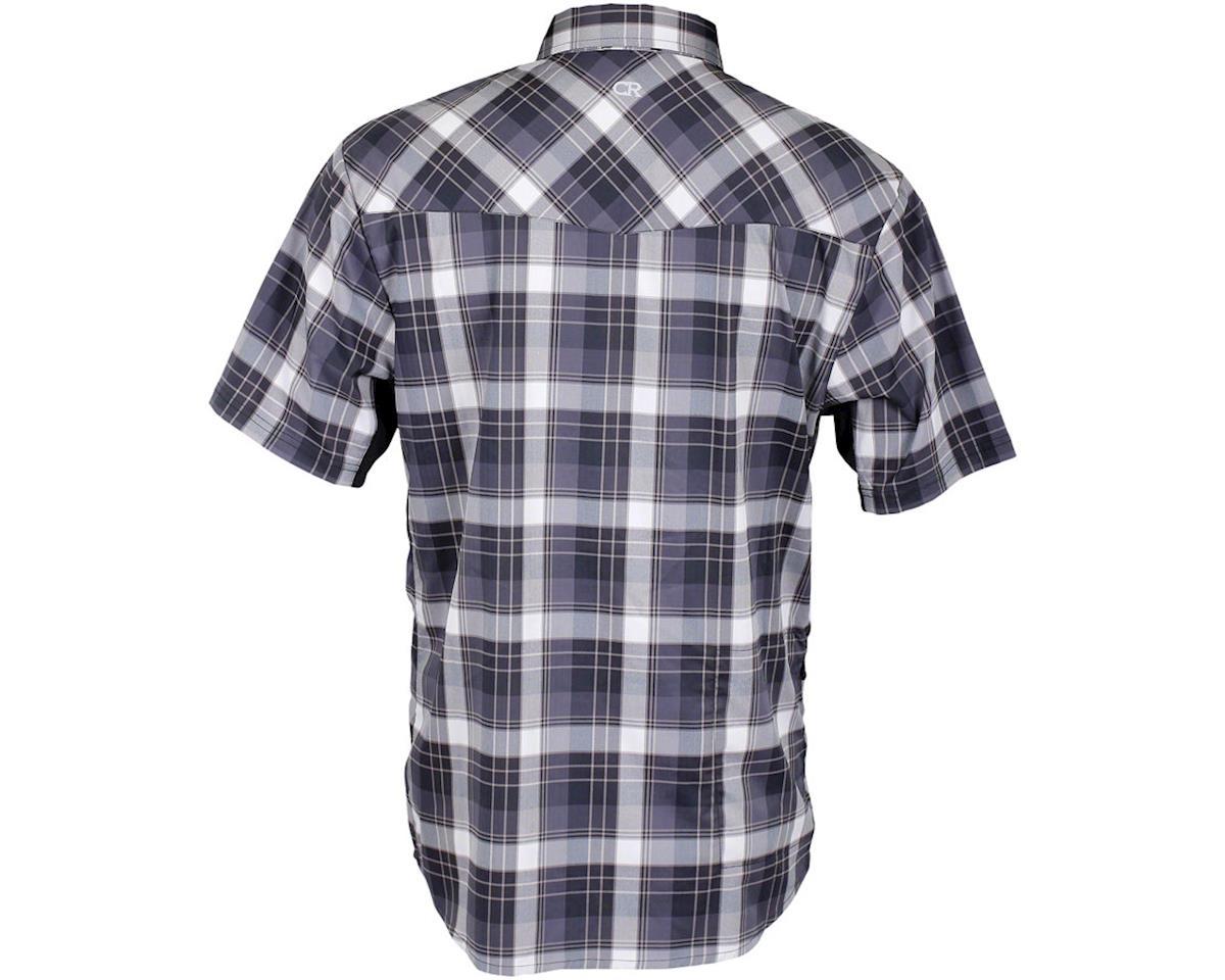 Image 2 for Club Ride Apparel New West Short Sleeve Shirt (Black) (2XL)