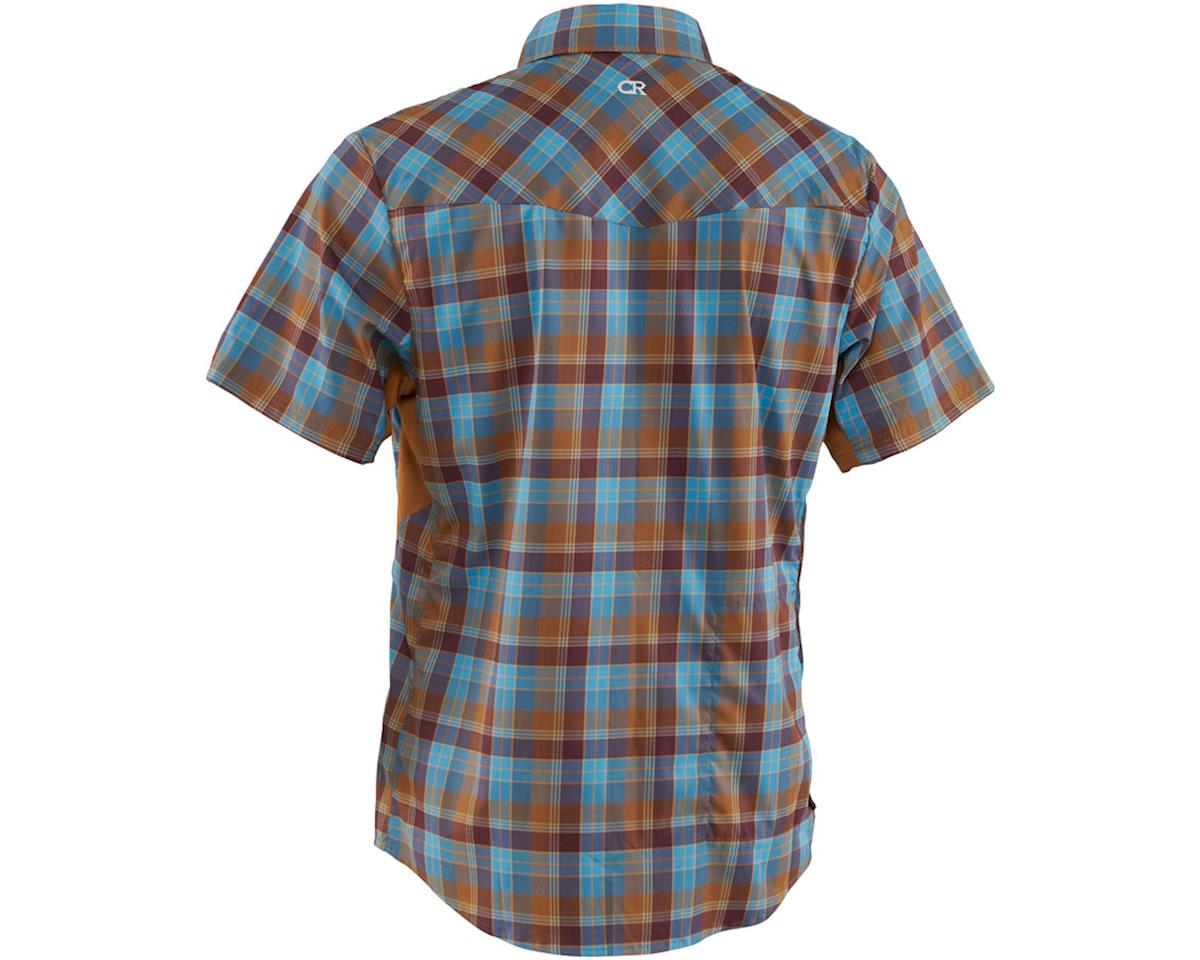 Image 2 for Club Ride Apparel New West Short Sleeve Shirt (Desert) (L)