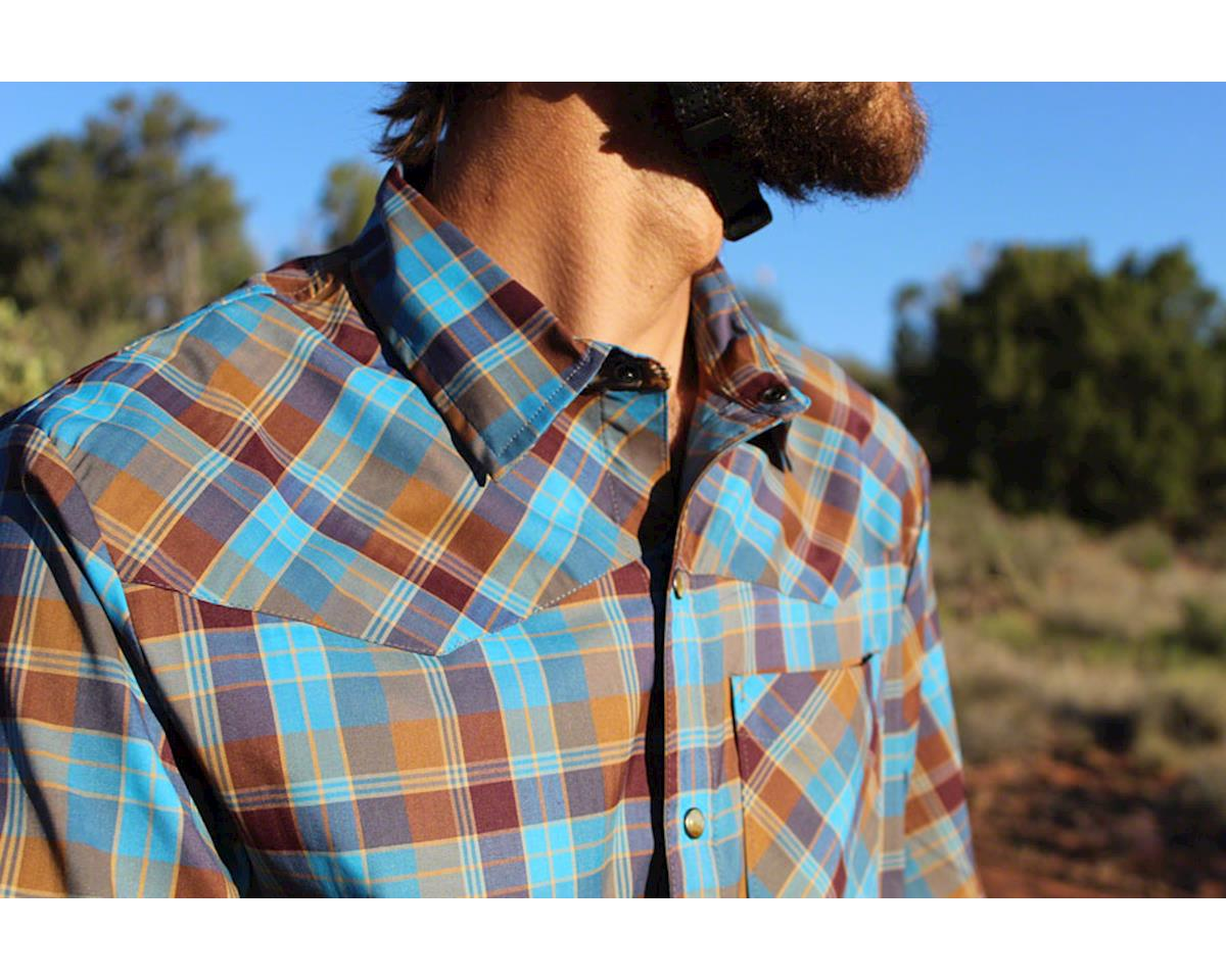 Image 3 for Club Ride Apparel New West Short Sleeve Shirt (Desert) (L)