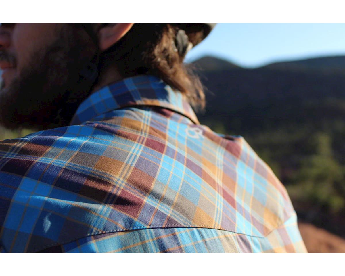 Image 4 for Club Ride Apparel New West Short Sleeve Shirt (Desert) (L)