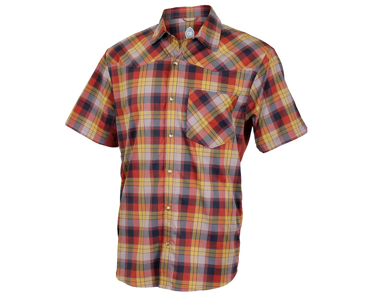 Club Ride Apparel New West Shirt (Rust) (M)