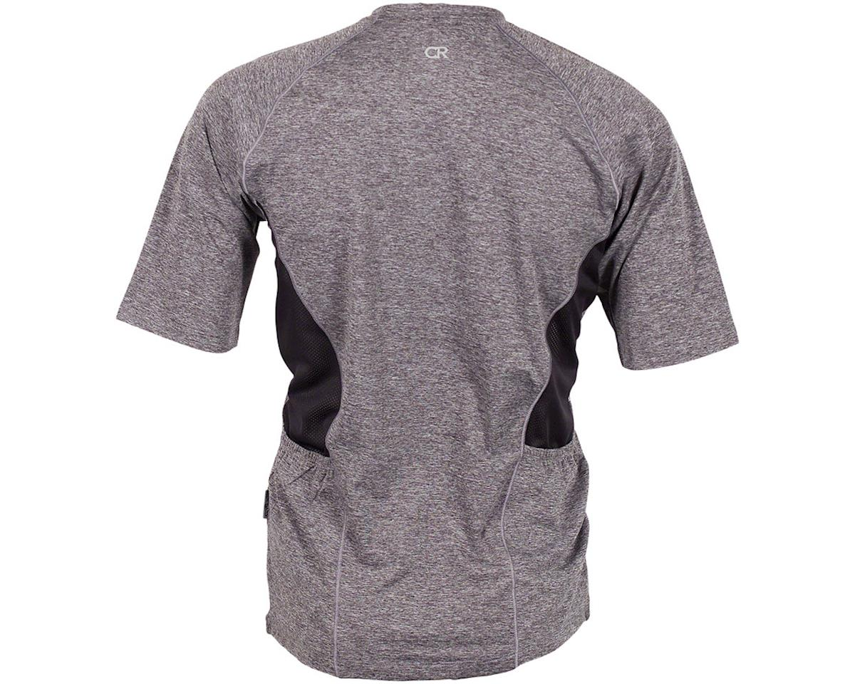 Club Ride Apparel Tune Tech T-Shirt (Asphalt) (L)