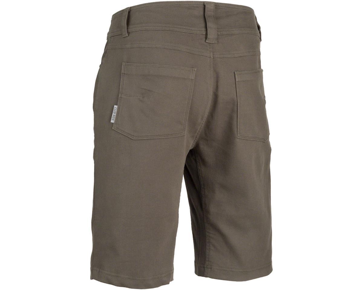 Club Ride Apparel Joe Dirt Shorts (Dusty Olive) (L)