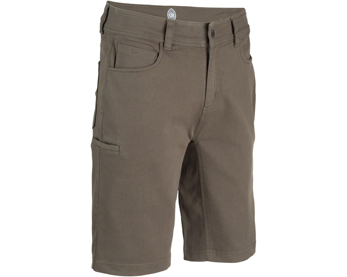 Club Ride Apparel Joe Dirt Shorts (Dusty Olive) (XL)