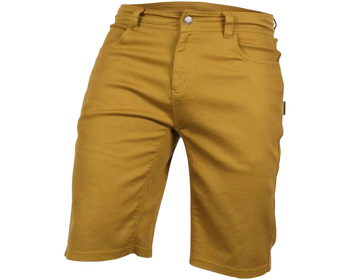 Club Ride Apparel Joe Dirt Shorts (Ecru Olive) (L)