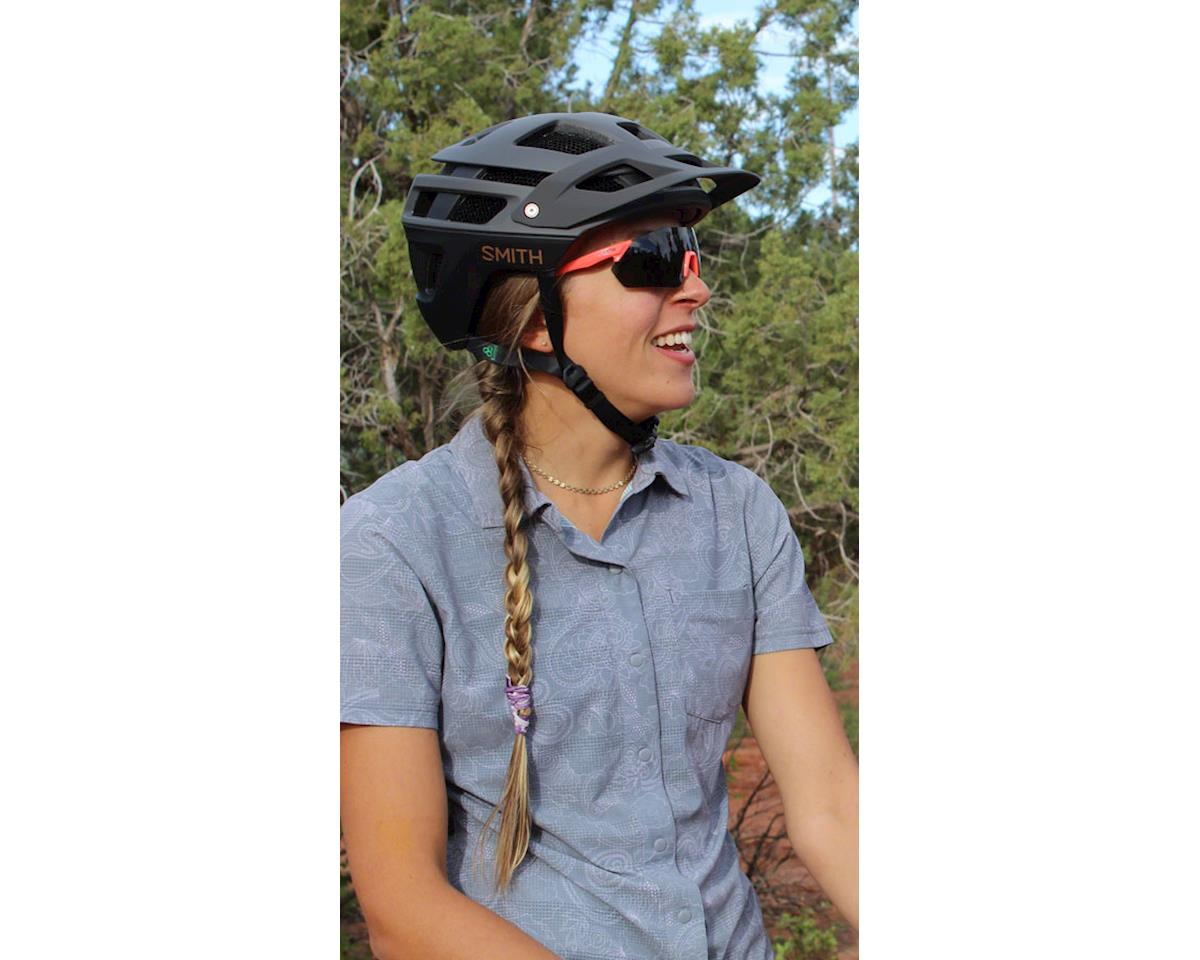 Image 3 for Club Ride Apparel Women's Camas Short Sleeve Jersey (Steel Print) (S)