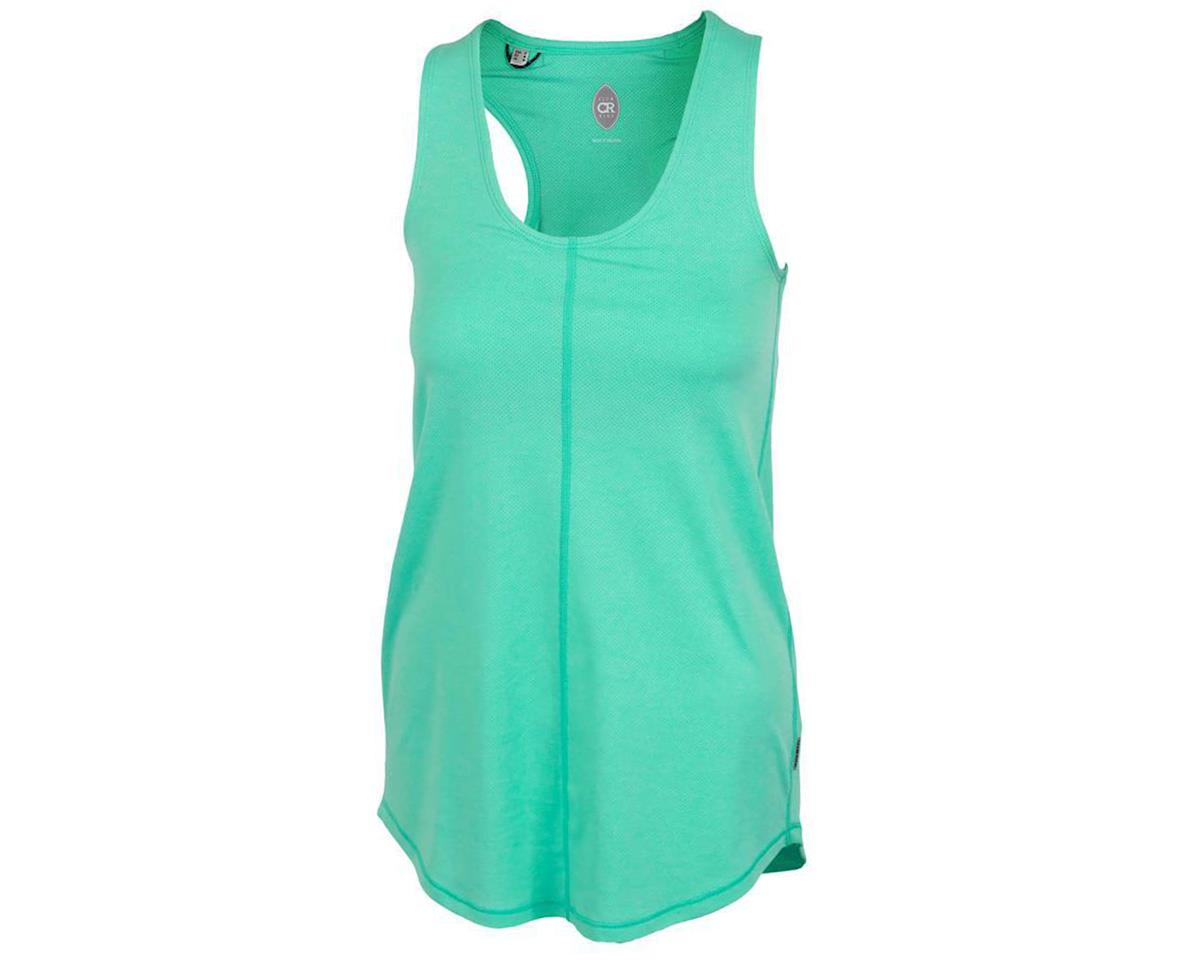 Club Ride Apparel Harper Tank Top (Mint) (L)