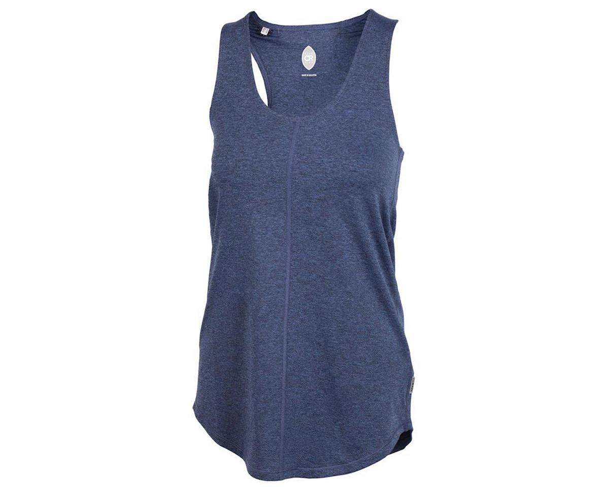 Club Ride Apparel Harper Tank Top (Navy) (L)