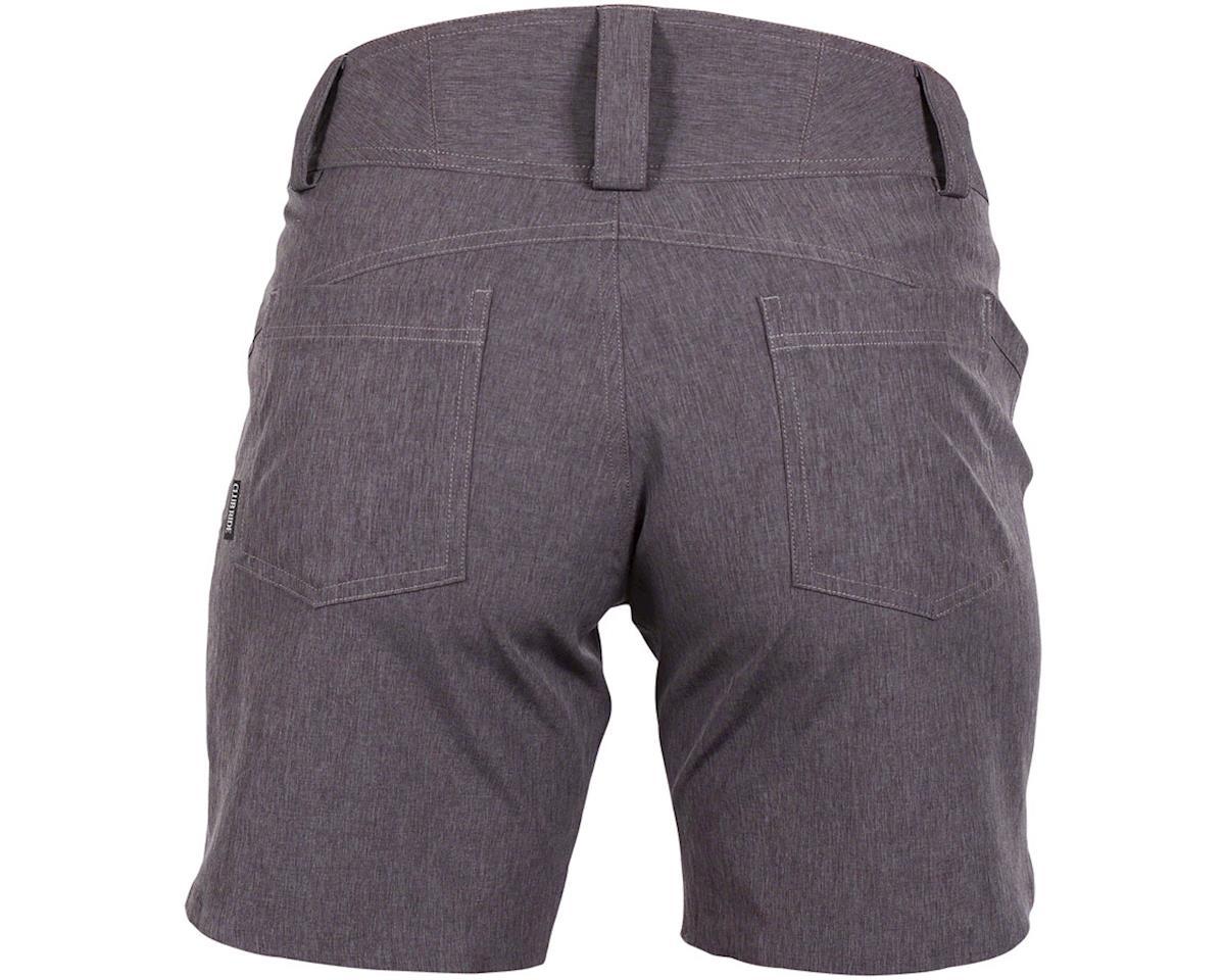 Club Ride Apparel Eden Women's Short (Chamois) (Asphalt) (L)