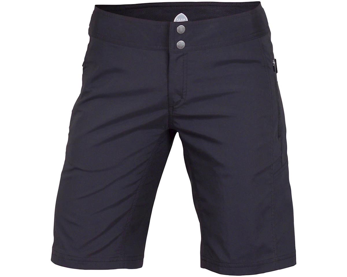 Club Ride Apparel Women's Ventura Short (Black) (XL)