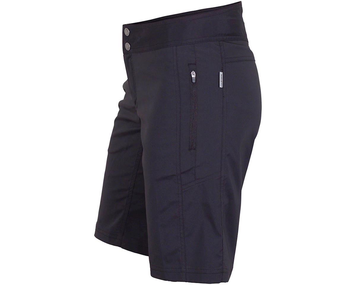 Image 3 for Club Ride Apparel Women's Ventura Short (Black) (XL)