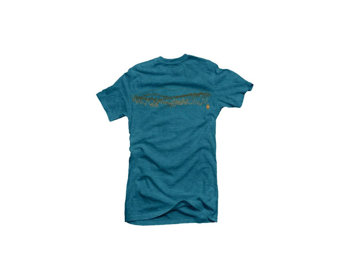 Club Ride Apparel Women's Saw Graphic Tee (Seaport) (L)