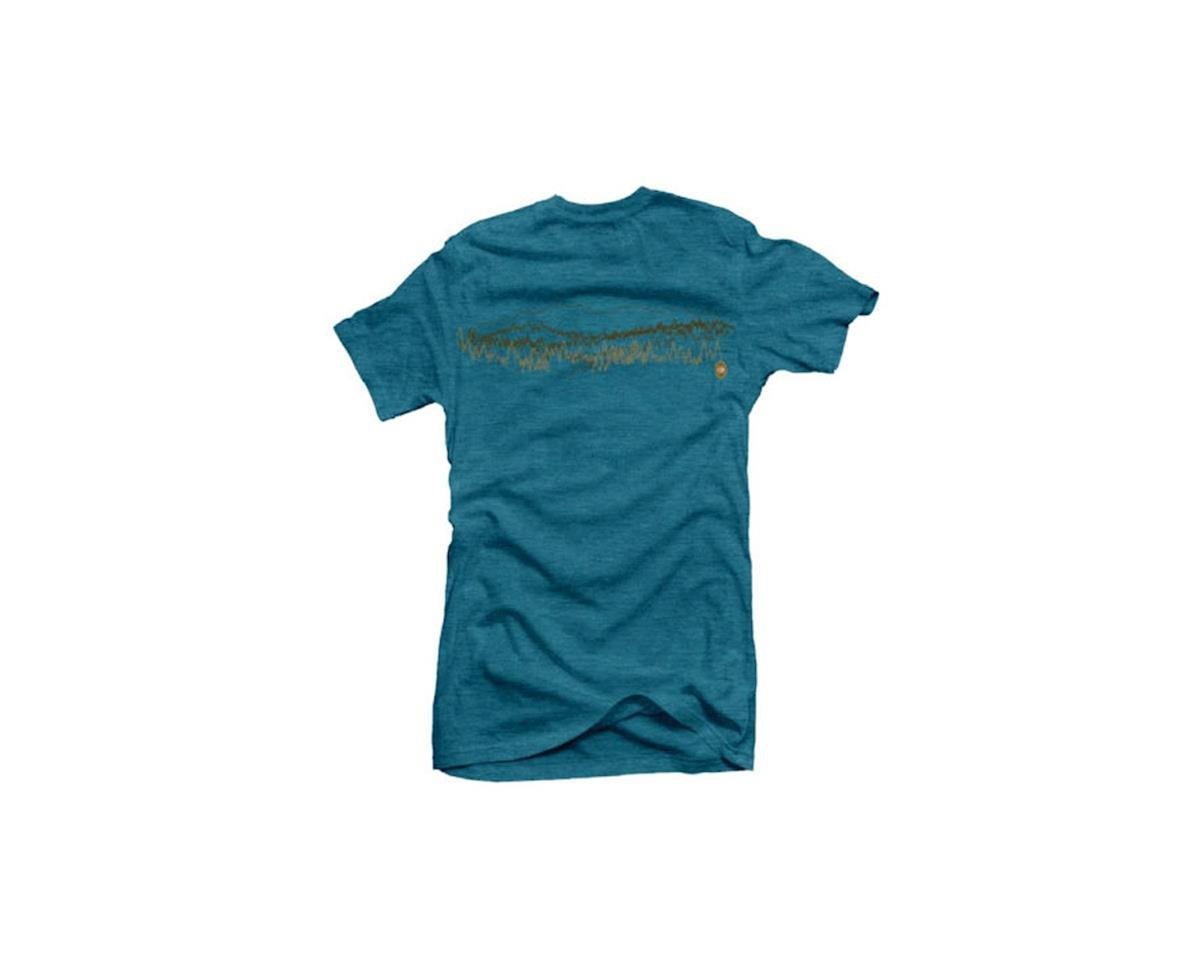 Club Ride Apparel Women's Saw Graphic Tee (Seaport) (M)