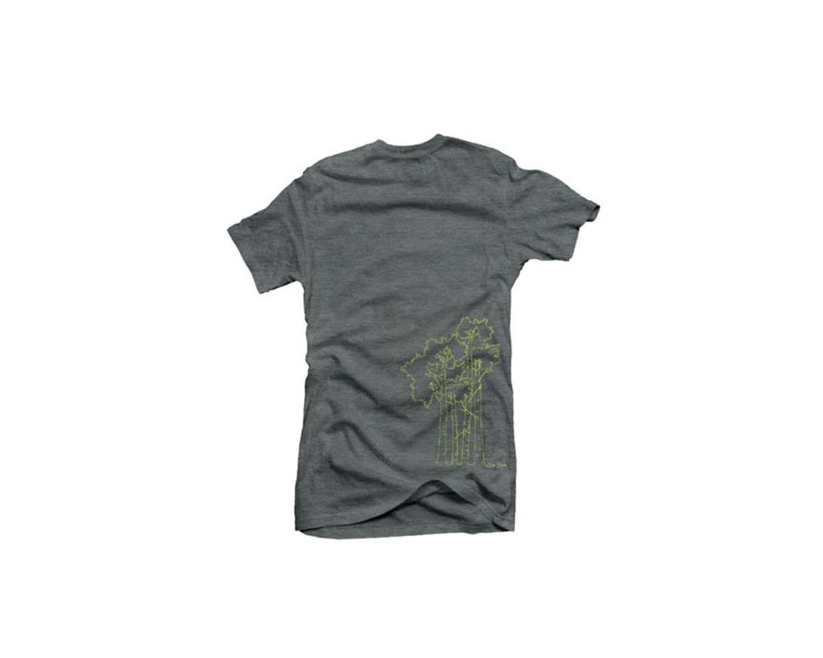 Club Ride Apparel Women's Aspen Graphic Tee (Dusty Olive) (L)