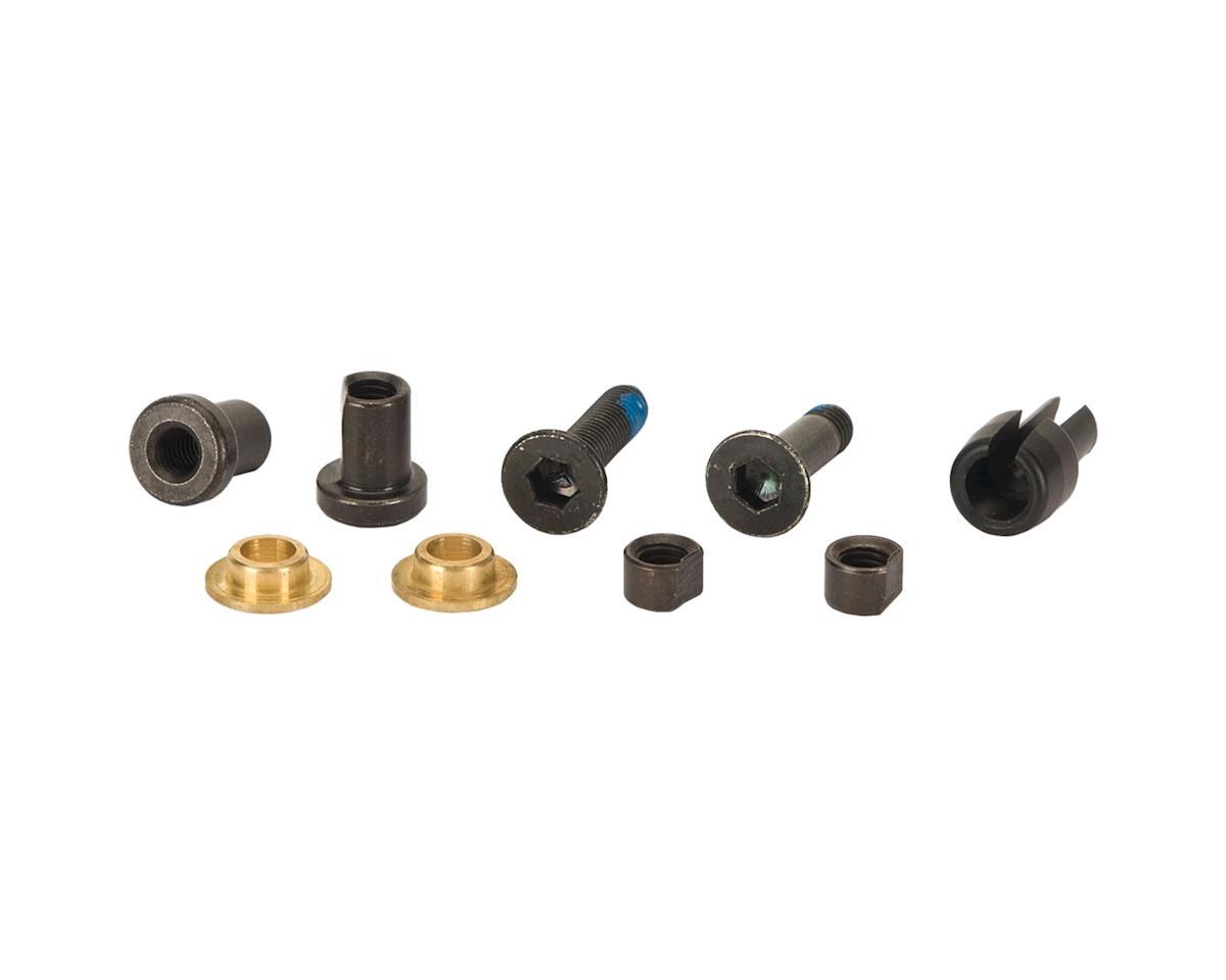 Colony Brake Lever Parts Kit (Black)