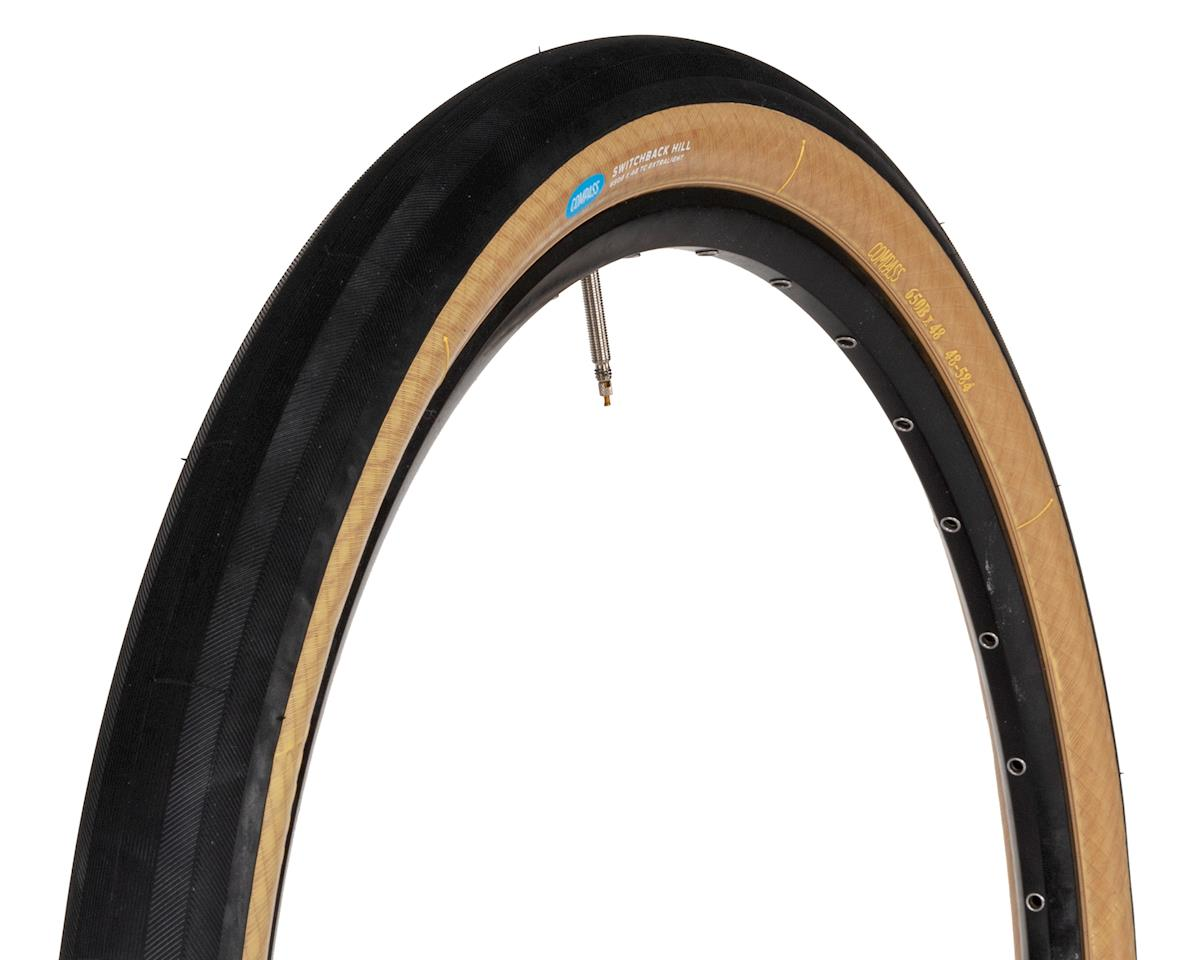 Rene Herse Switchback Hill Tire (Tan Sidewall) (Extralight Casing) (650B x 48)