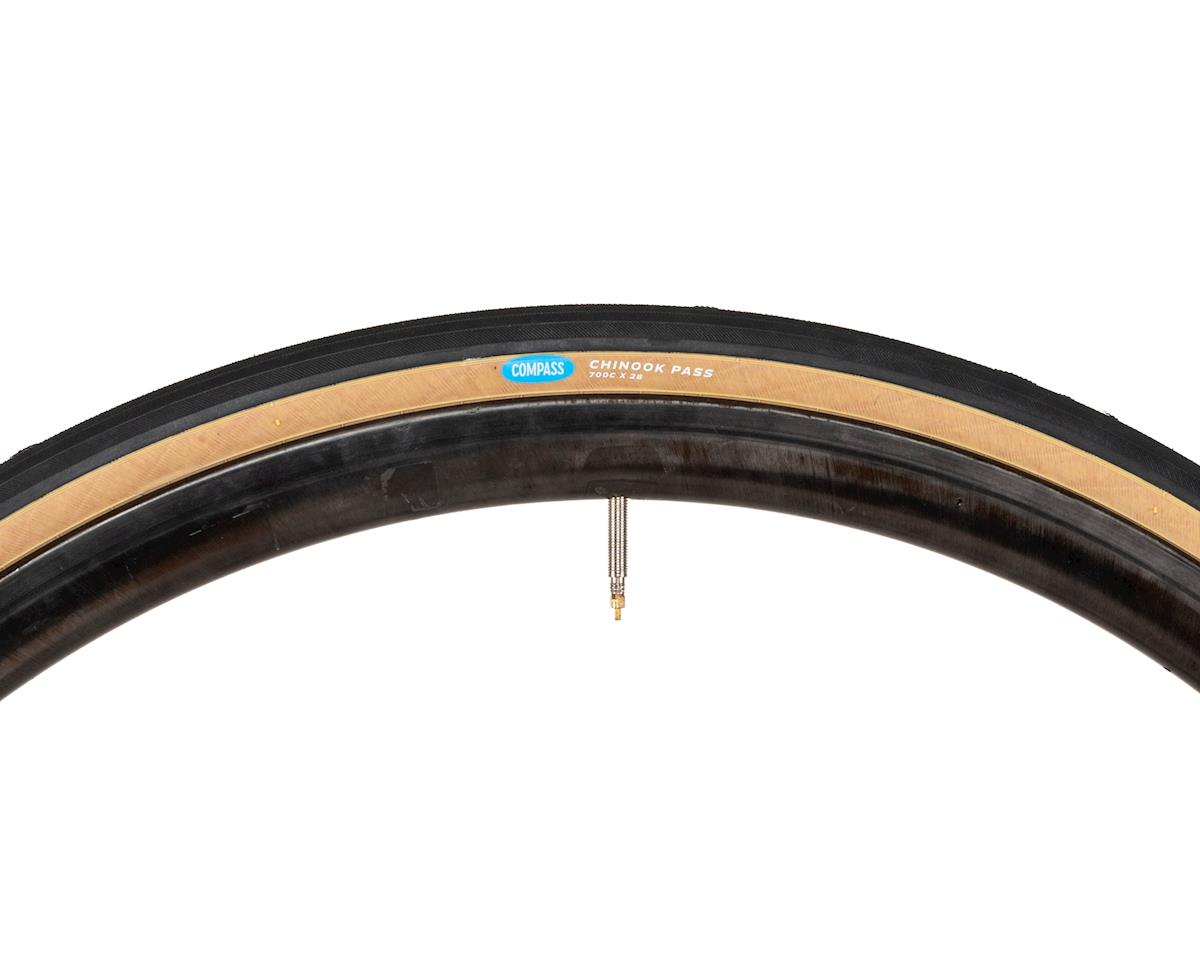 Image 3 for Rene Herse Chinook Pass Tire (Tan Sidewall) (Standard Casing) (700Cx28)