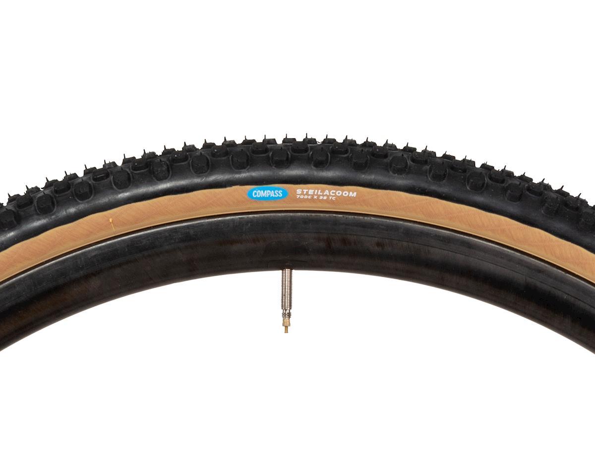 Rene Herse Steilacoom Tire (Tan Sidewall) (Standard Casing) (700 x 38)