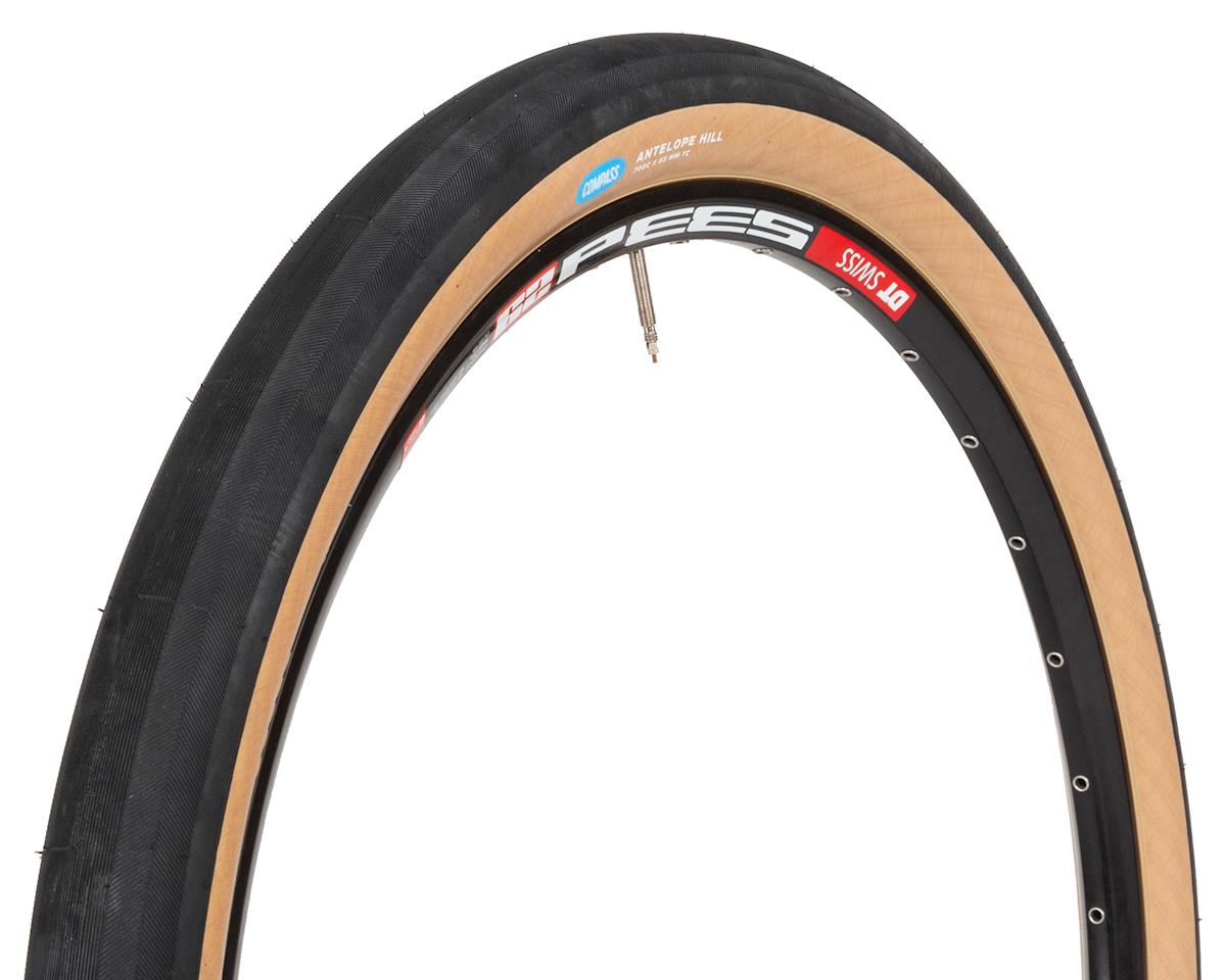 Antelope Hill Tire (Black/Tan Sidewall) (Standard Casing) (700 x 55)