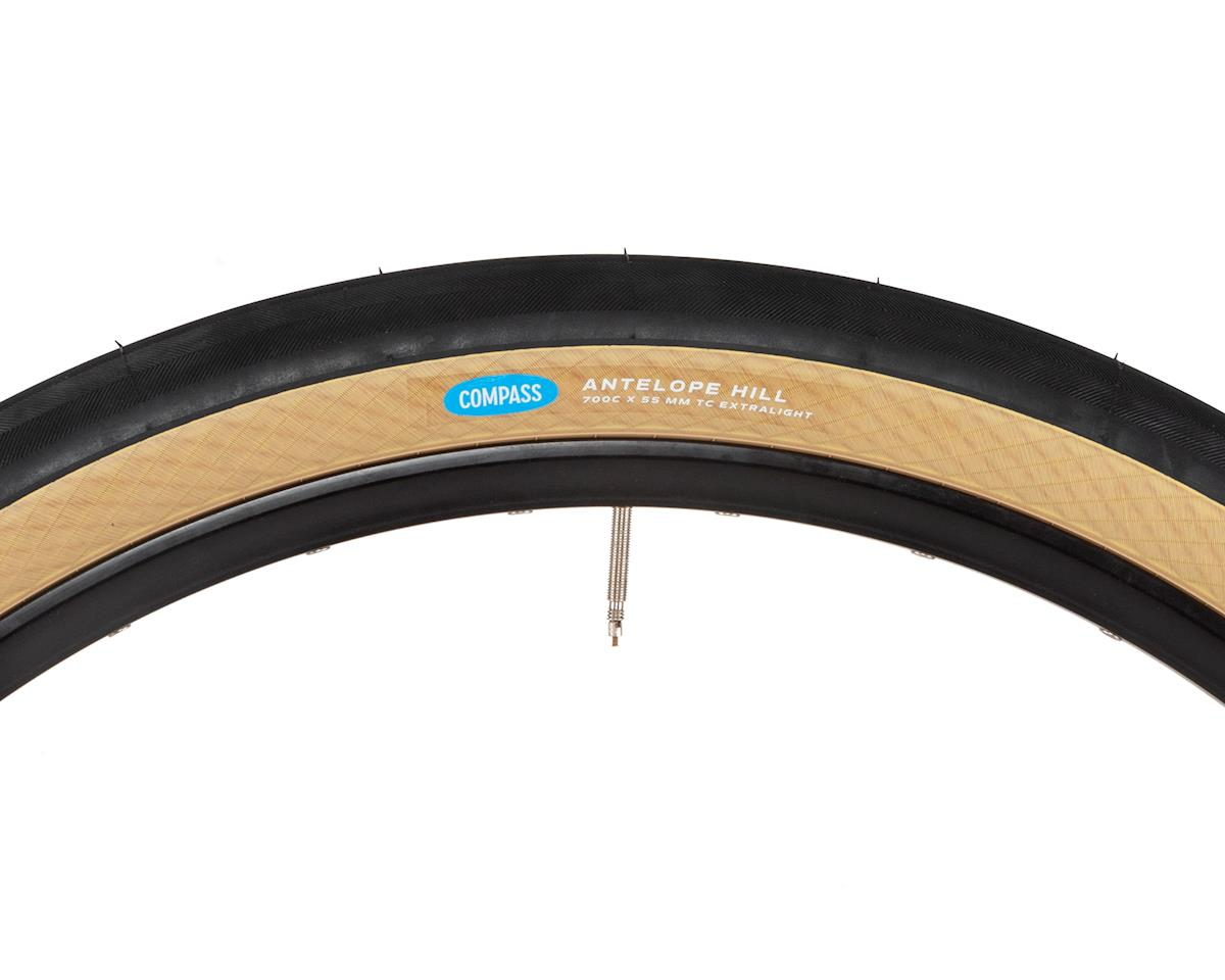 Rene Herse Antelope Hill Tire (Tan Sidewall) (Extralight Casing) (700C x 55)