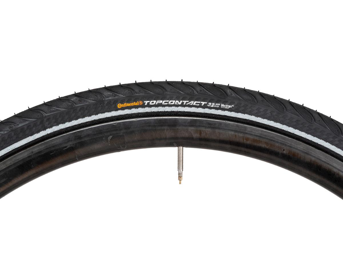 Continental Top Contact II City Tire (Black) (Foldable Bead) (700 x 32)