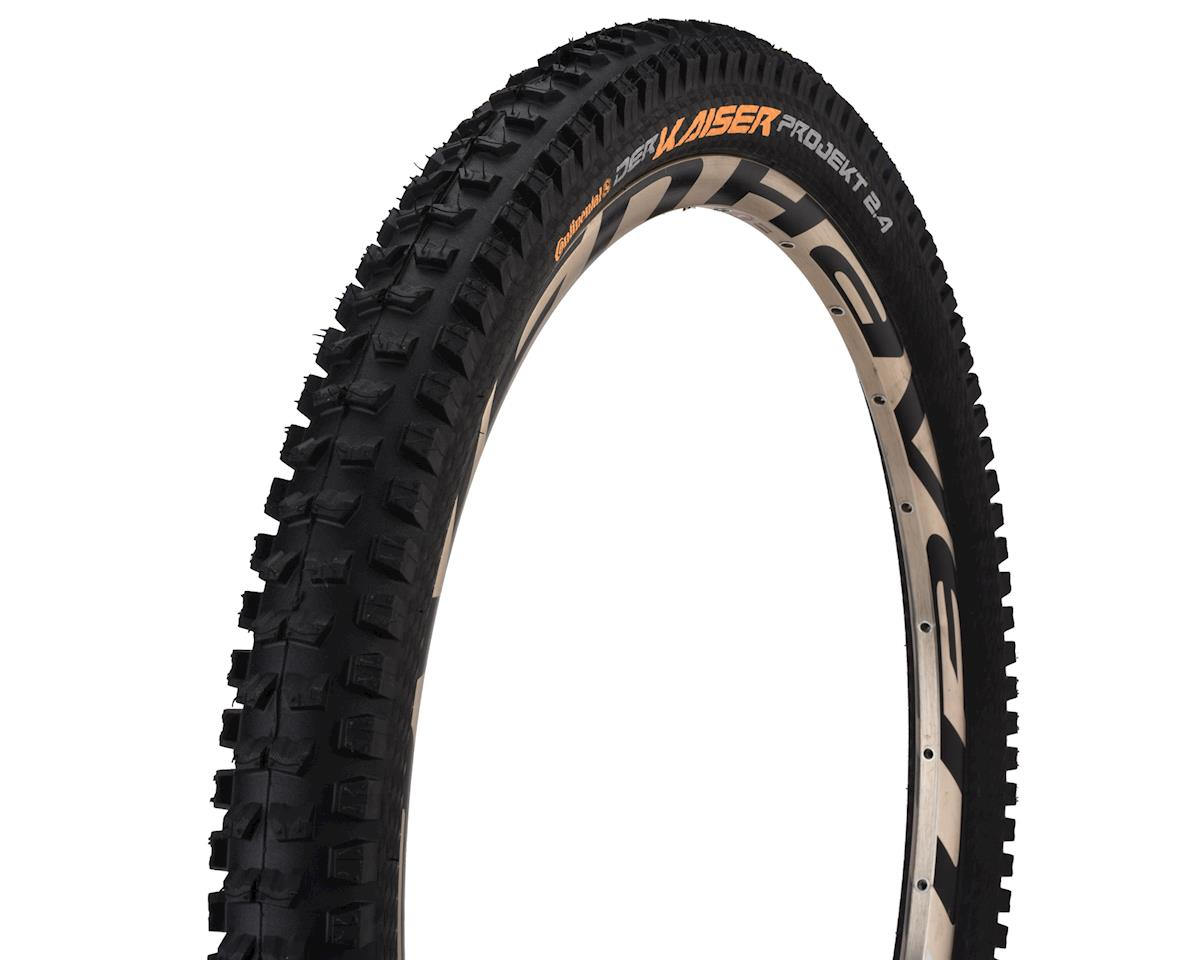 "Image 1 for Continental 26"" Der Kaiser Projekt 2.4 Apex Mountain Tire (Black) (26X2.4)"