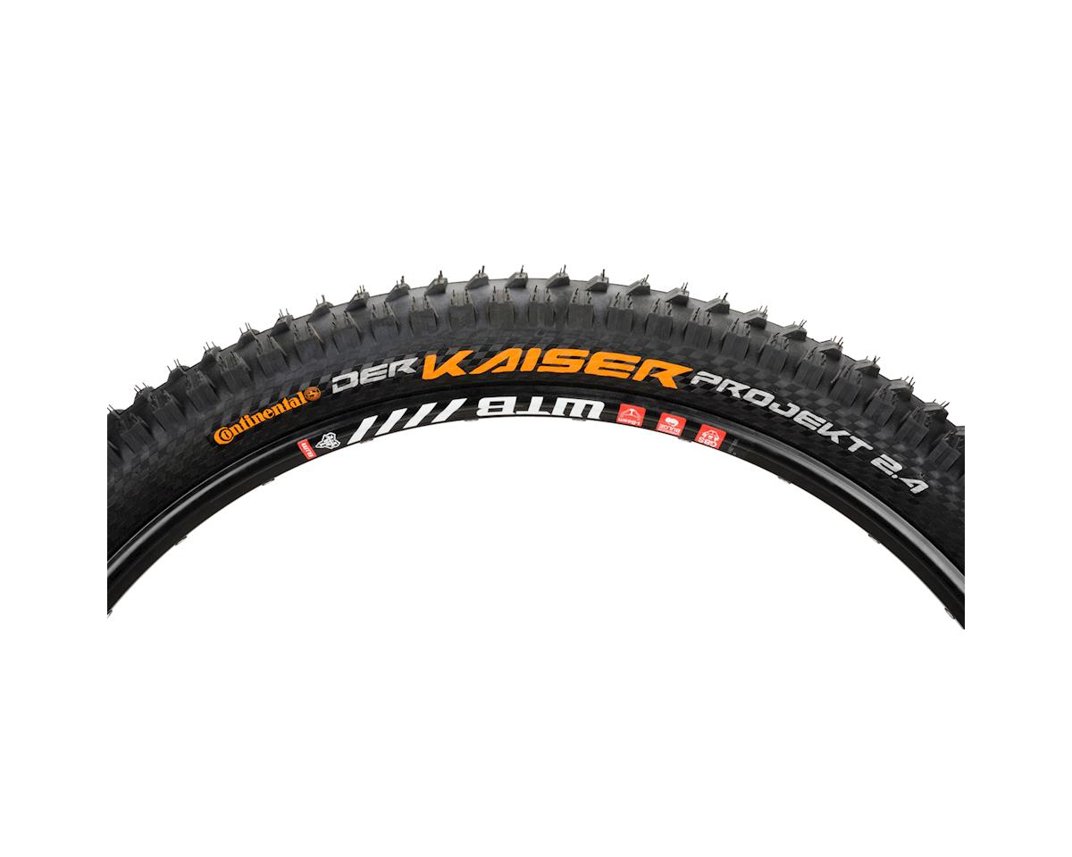 "Image 3 for Continental 27.5"" Der Kaiser Projekt 2.4 ProTection Apex Mountain Tire (Black) (27.5X2.4)"
