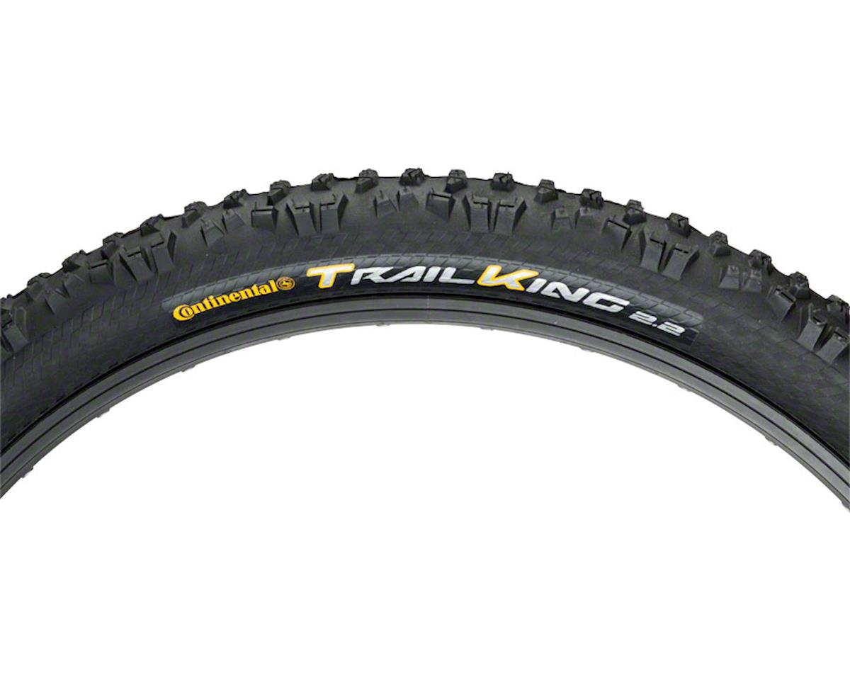 "Continental 26"" Trail King ProTection Apex Mountain Tire (Black) (26 x 2.2)"