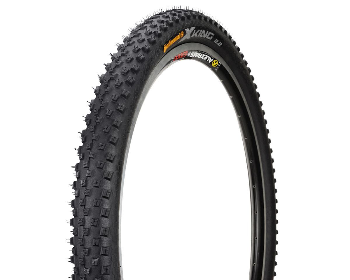 "Continental 26"" X-King Performance Mountain Tire (Black) (26 X 2.2)"