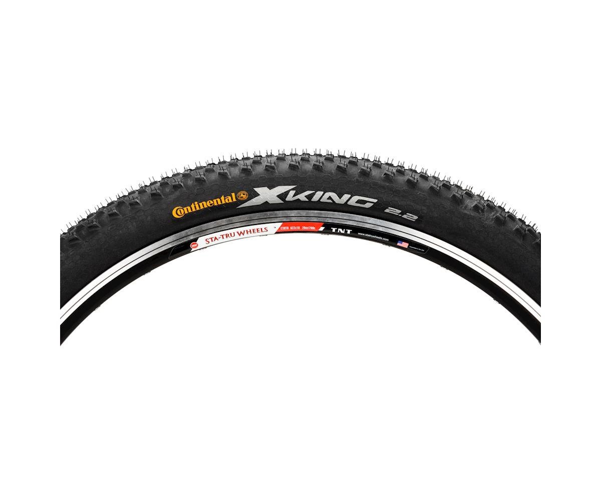 "Continental 29"" X-King Performance Mountain Tire (Black) (29 X 2.2)"