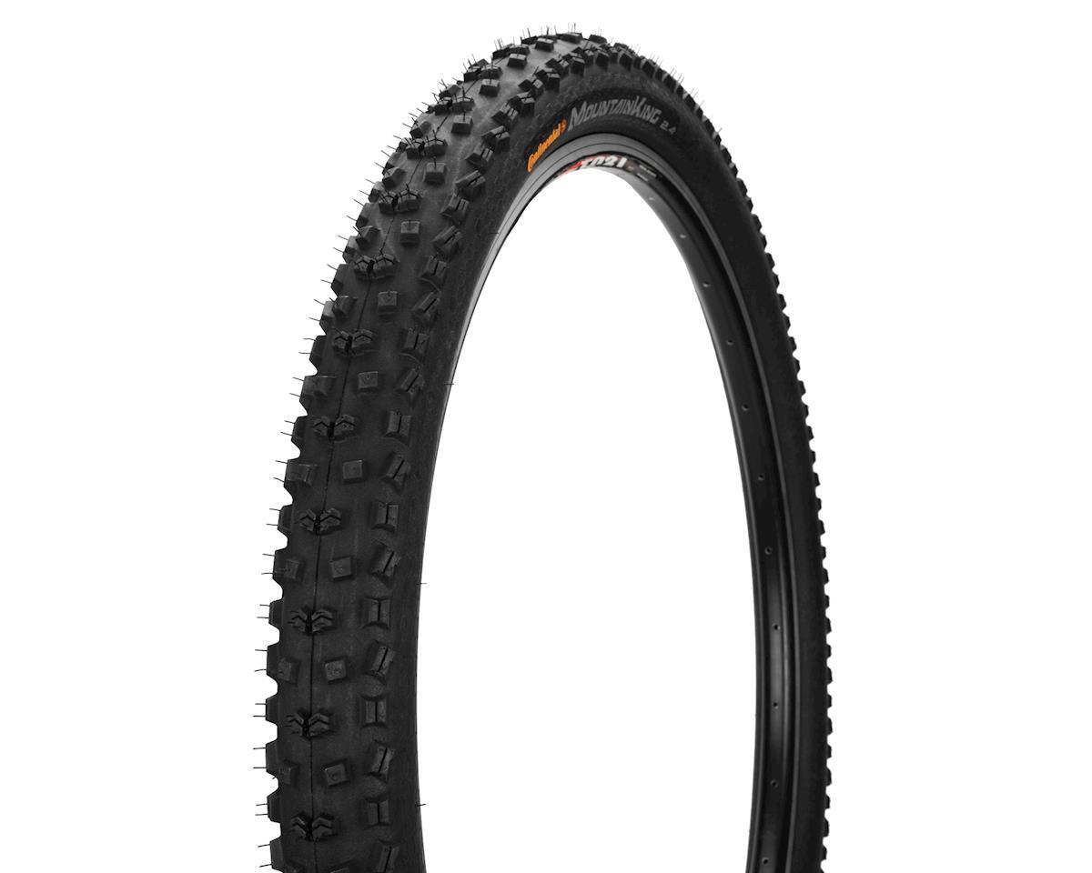 Continental Mountain King Tire 29 x 2.2 Steel BeadBlack