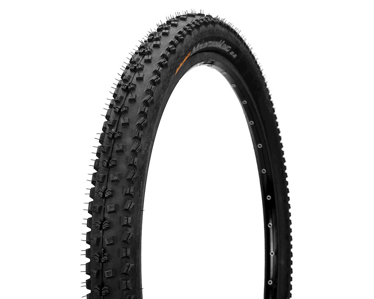 "Continental 26"" Mountain King Performance Mountain Tire (Black) (26 X 2.2)"