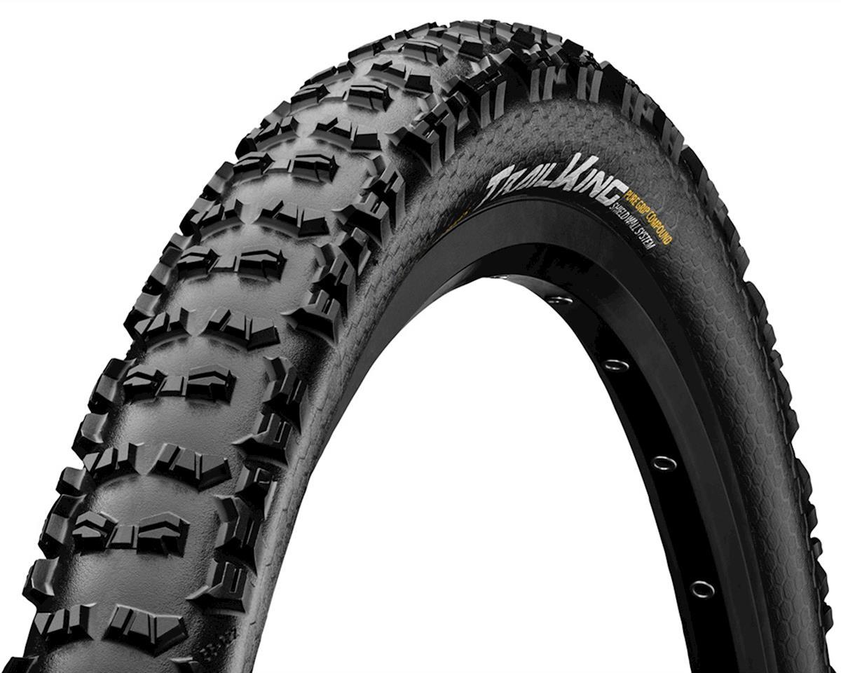 """Continental Trail King 27.5"""" Tire w/ShieldWall System (27.5 x 2.4)"""