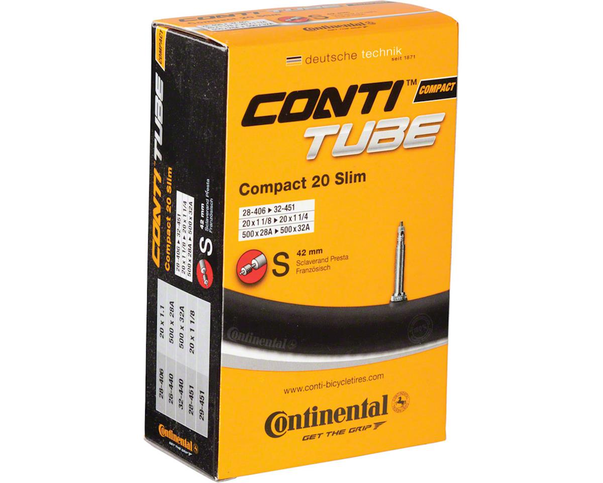Continental 42mm Presta Valve Tube (20x1.125-1.25)